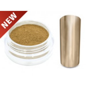 Chrome powder gold
