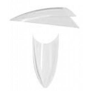 Nagel tips stiletto clear doos