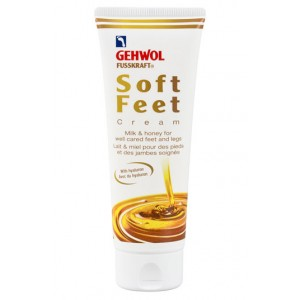 Gehwol soft feet creme 125 ml