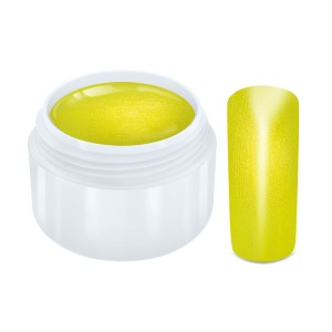 Color gel golden yellow