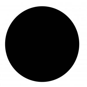 Scence coloracryl zwart