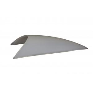 Nagel tips stiletto white doos
