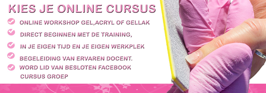 Cursus nagelstyling online