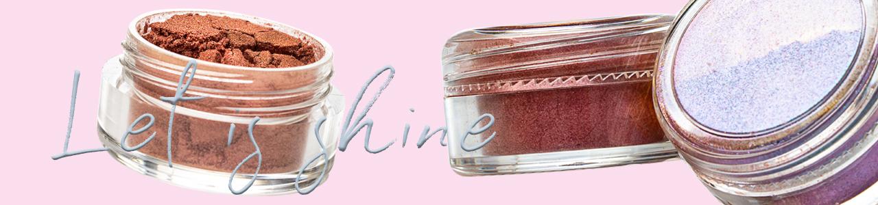 Nailart chrome powder