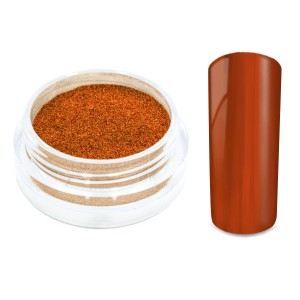 Chrome powder Pompoen