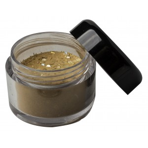 Scence coloracryl party glitter goud