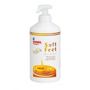 Gehwol soft feet creme 500 ml
