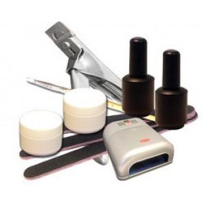 Starterspakket gel standaard plus met uv lamp 36 watt