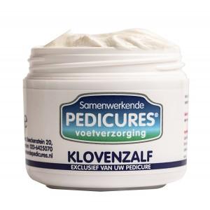 Samenwerkende pedicure Klovenzalf 75 ml