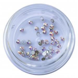 Swarovski steentjes crystal AB