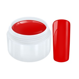 Color gel neon red