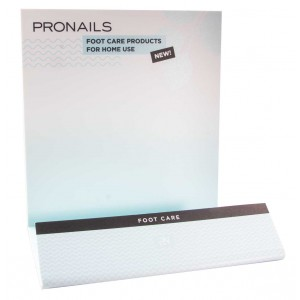 Pronails footcare display