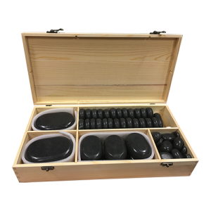 Hotstone pan set
