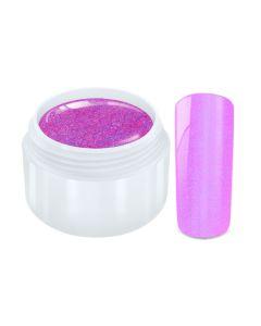 Color Gel flip flop chrome roze