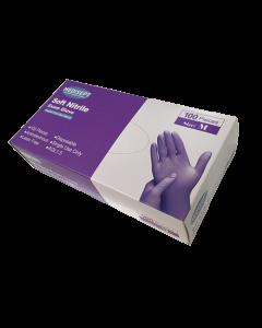 Handschoen Medisept paars
