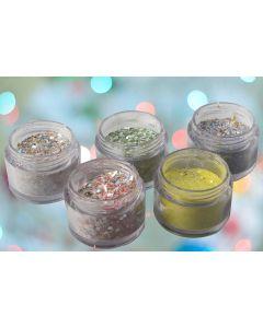 Party Color Glitter Set