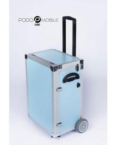 Pedicure Trolley Maxi Grey Blue