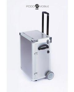 Pedicure Trolley Maxi Brush Silver