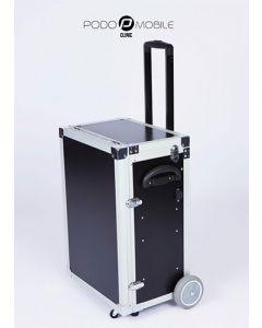 Pedicure Trolley Maxi Brush Black